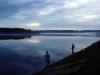 Водохранилище на реке Сума. Рыбалка