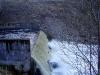 Водохранилище на реке Сума. Водопад на реке