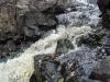 Водопад Гирвас среднее звено