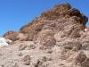 Вулкан Тейде. Глыбы