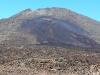 Вулкан Тейде. Вулканический пепел и лава