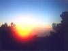 Ялтинская яйла. Закат