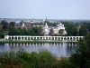 Ярославово Дворище. Вид с башни Кремля