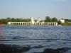 Ярославово Дворище. Вид с пляжа