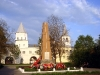 Ярославово Дворище. Монумент защитникам в Великую Отечественную войну