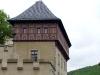 Замок Карлштейн. Бургграфство