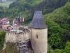 Замок Карлштейн. Колодезная башня