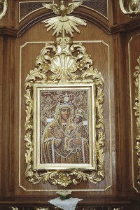 ikona zarvanickoj bozhej materi 200x300 Собор Зарваницкой Божьей Матери