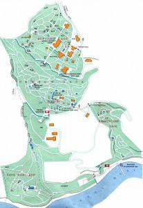 map nikitskij botanicheskij sad 207x300 Никитский ботанический сад