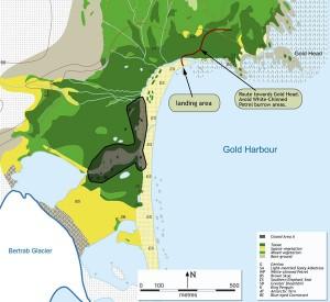 Gold harbour map 300x275 Золотая гавань