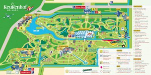 map keukenhof 300x150 Парк Кейкенхоф